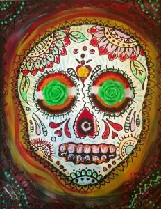 sugar skull pic 5